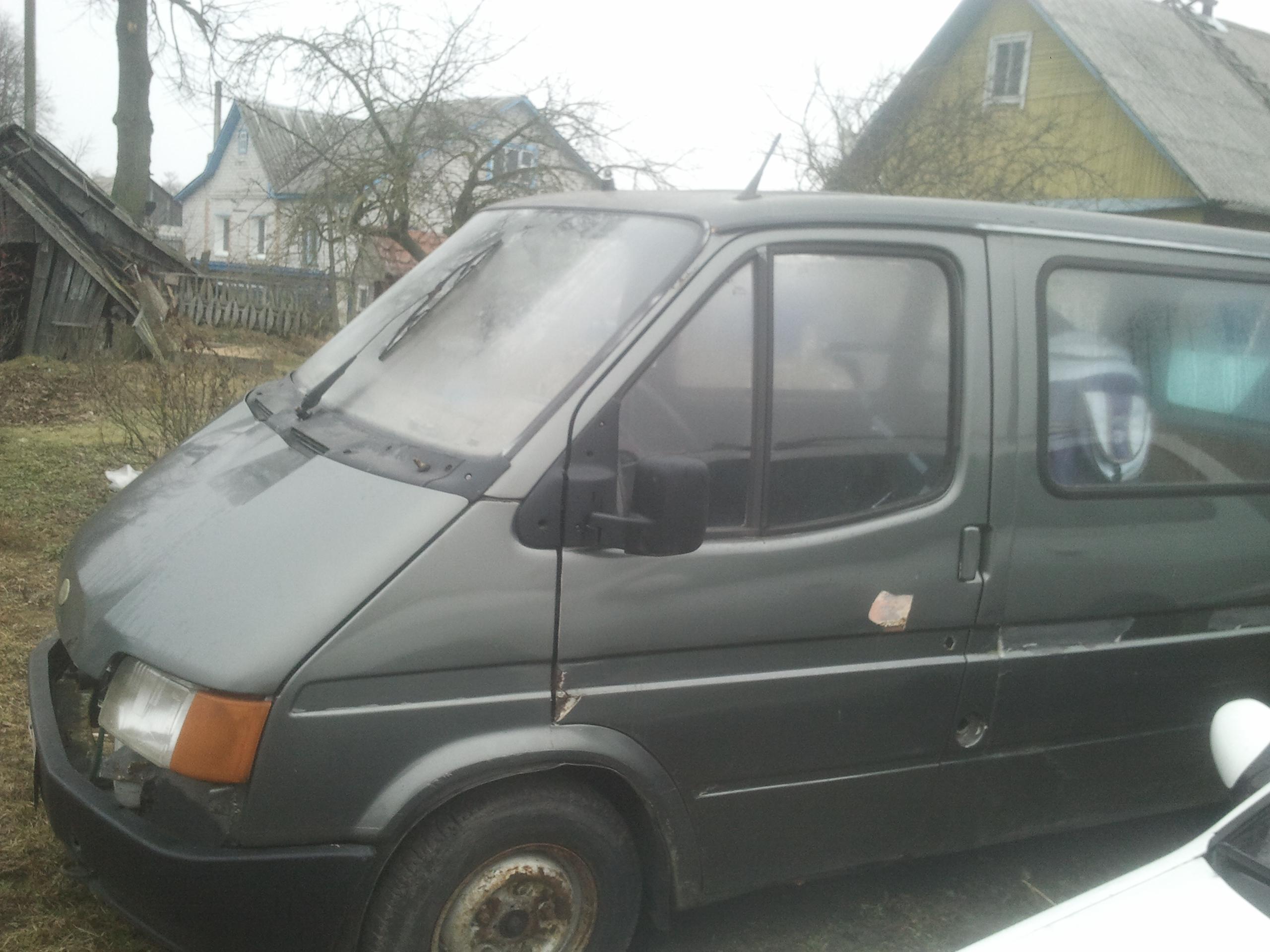 форд транзит 1986 купить #9