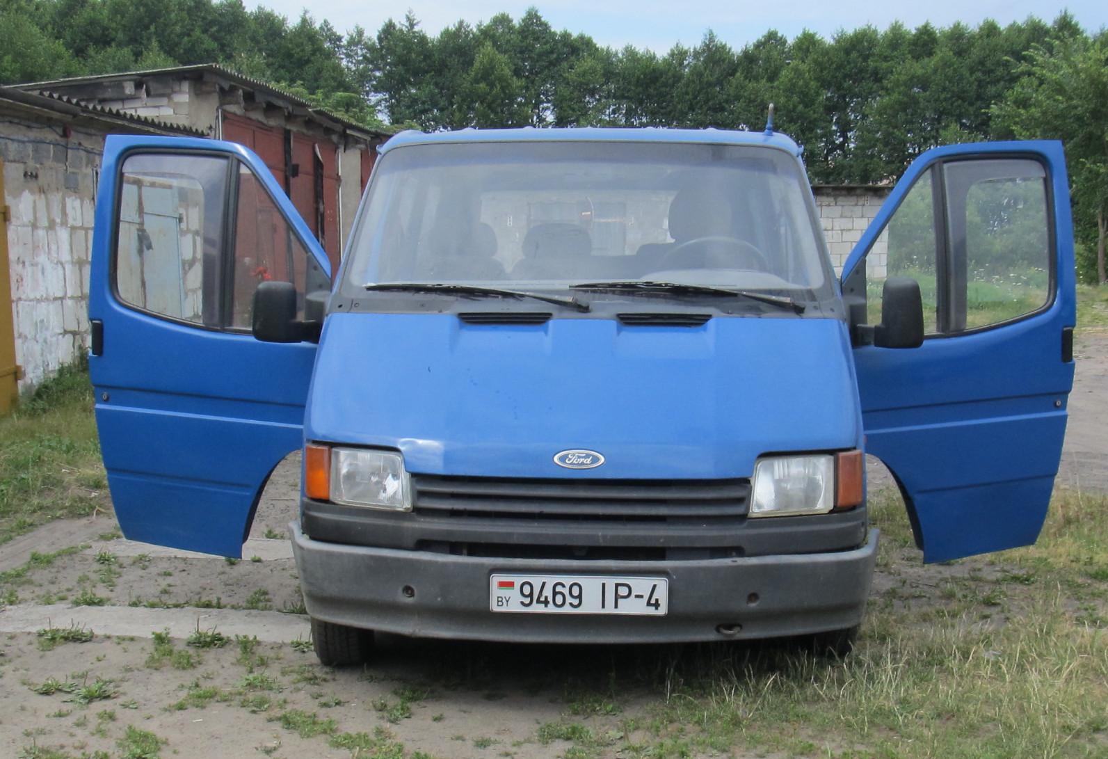 форд транзит 1990 2 5 дизель