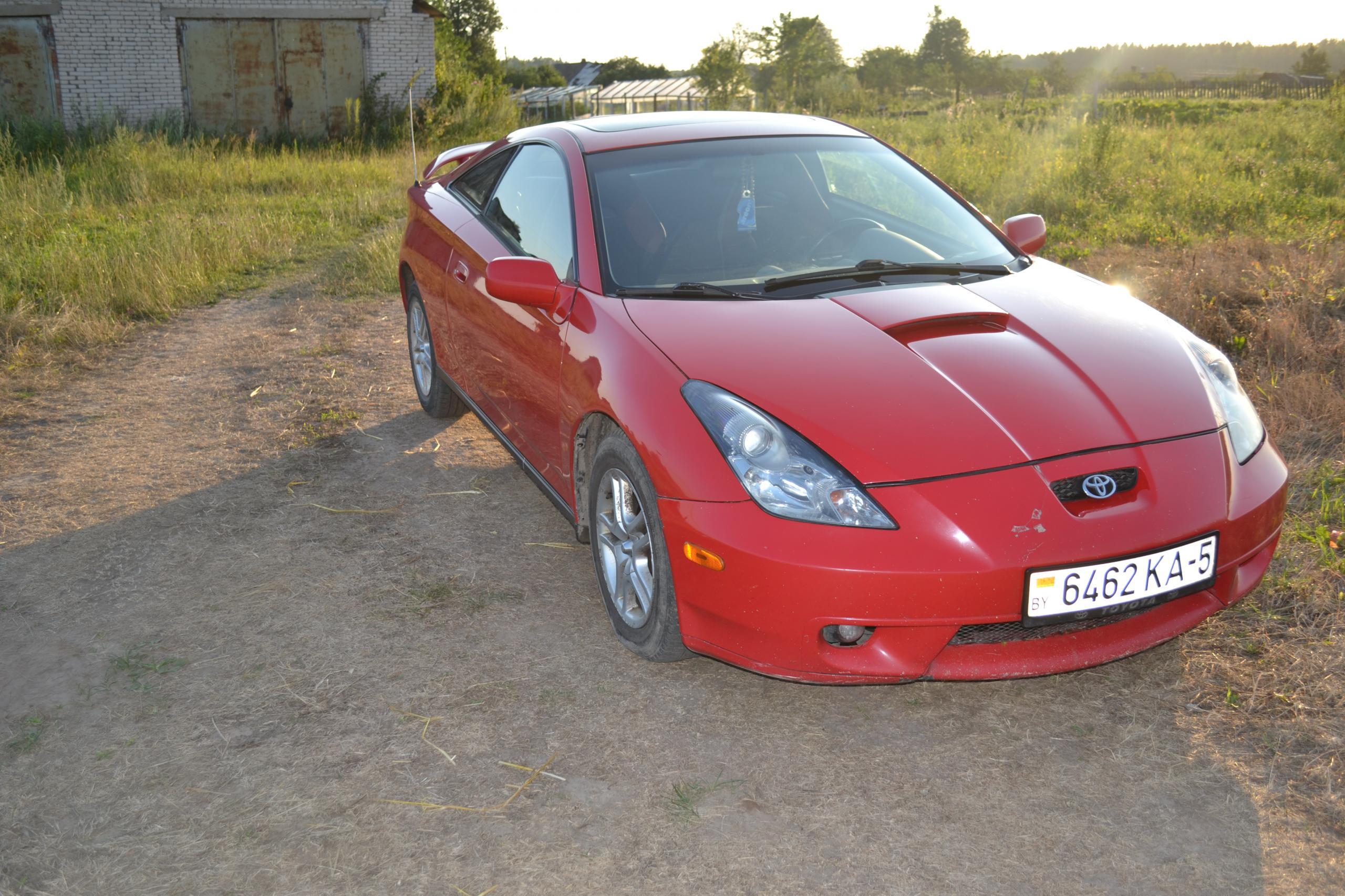 Toyota Селика 2000г #11