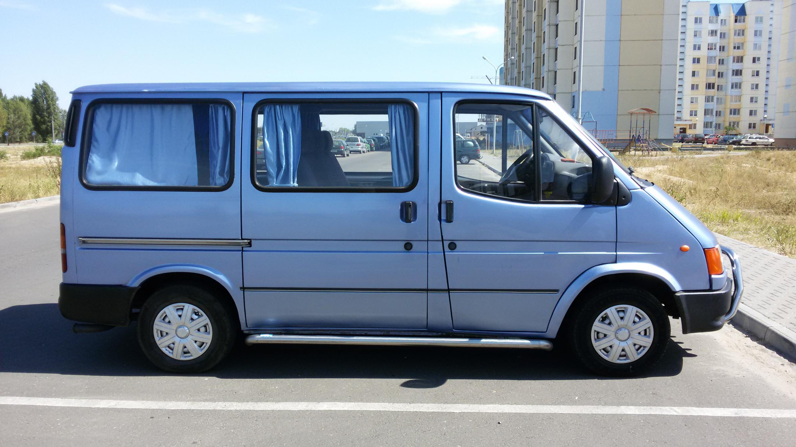 отзывы форд транзит 2 0 дизель #11