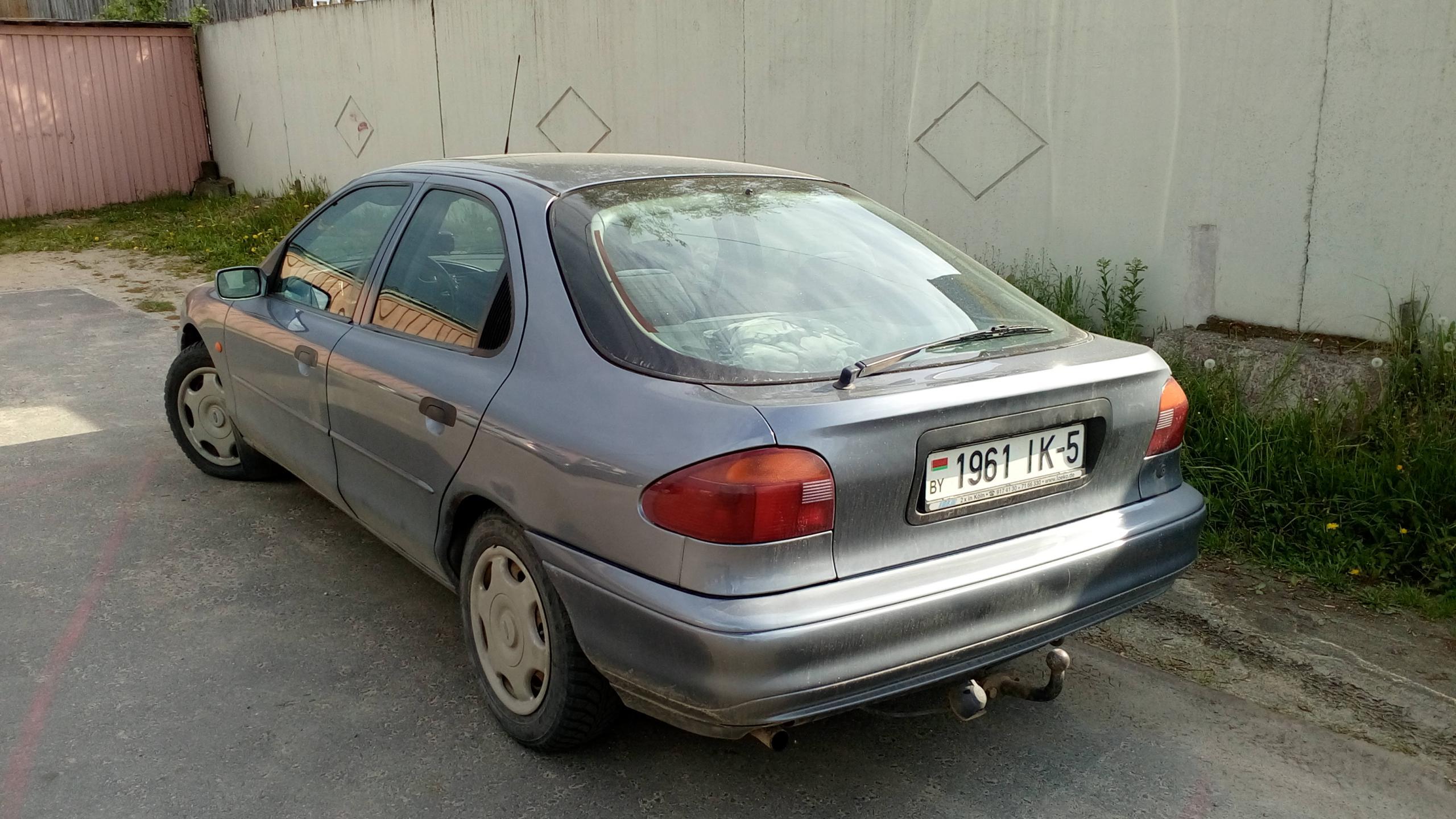 форд мондео 1996 купить #11