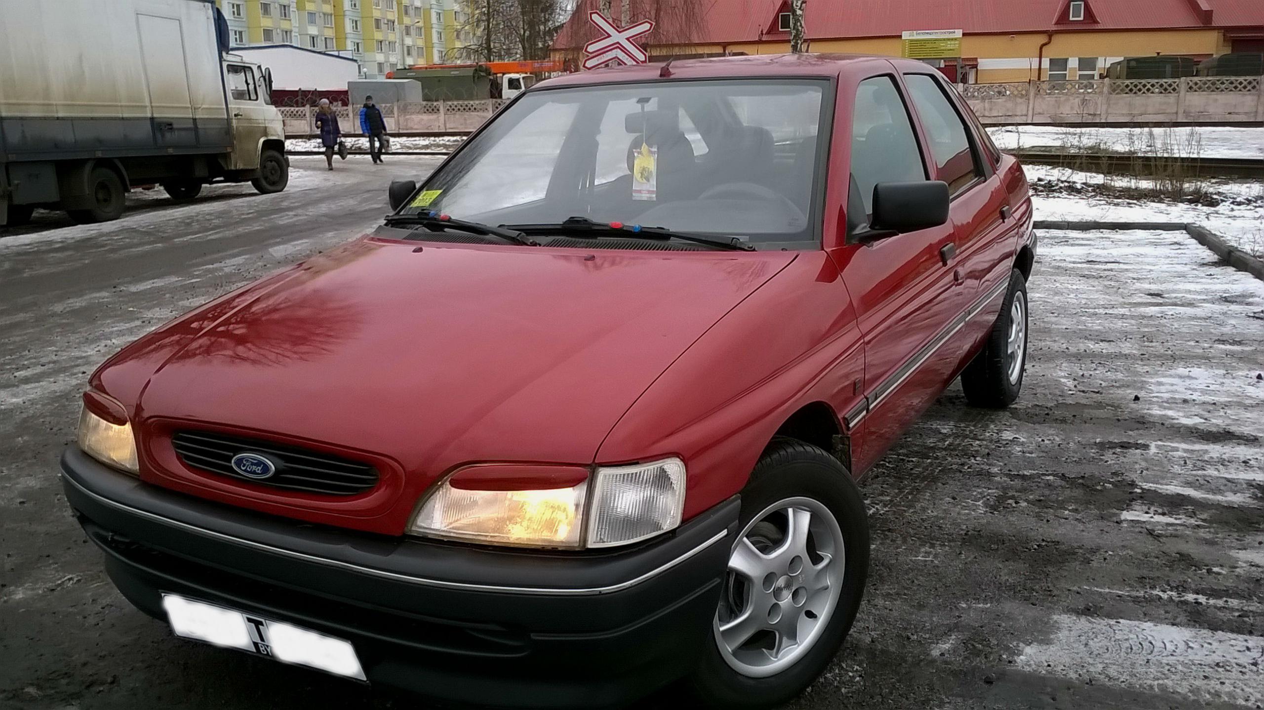 купить форд эскорт 1994 #11
