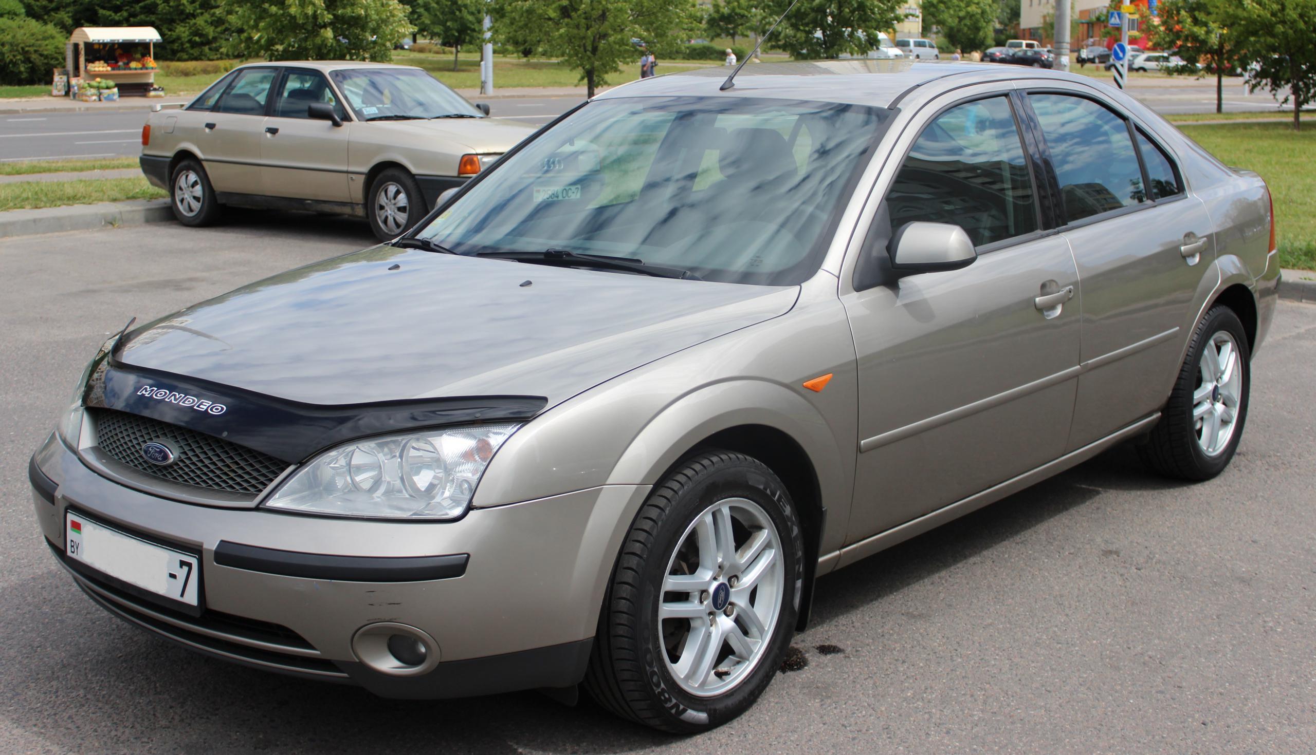 форд мондео 2002 отзывы термобелье необходимо, прежде