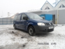 Продажа Volkswagen Caddy MAXI 2009 в г.Брест, цена 13 000 руб.