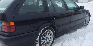 Продажа BMW 3 Series (E36) Touring 1995 в г.Мозырь, цена 6 398 руб.