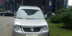 Продажа Volkswagen Caddy LIFE 2008 в г.Мозырь, цена 19 058 руб.