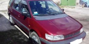 Продажа Mitsubishi Space Wagon 1994 в г.Брест, цена 4 000 руб.