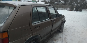 Продажа Volkswagen Golf 2 1987 в г.Климовичи, цена 900 руб.