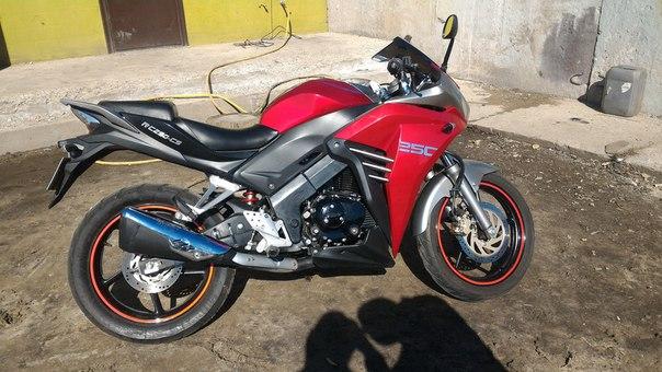 racer skyway rc 250